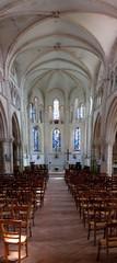 église de la nativité - villeneuve le comte 77