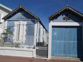 pavillon balnéaire