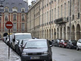 paris and lovely neighborhoods