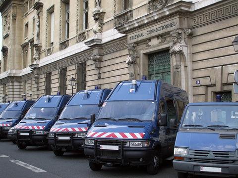 gendarmerie de paris