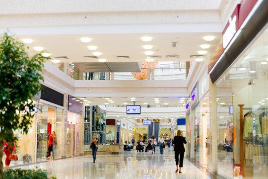 shopping hall #2