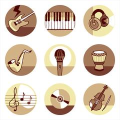 music picto