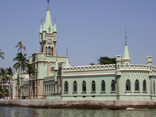 bresil-palacio ilha fiscal rio de janeiro