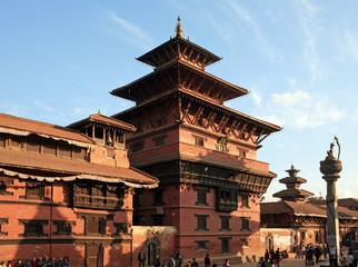 Photo sur Aluminium Népal Patan - ancient city of Nepal