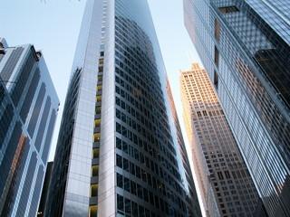 Aluminium Prints Singapore office buildings