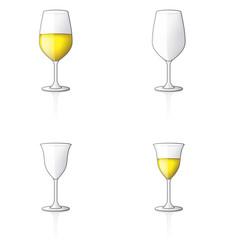 glass icon set 60o