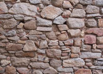 Texture, muro in pietra