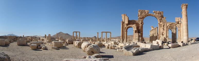 La porta di Palmira