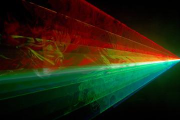 laser multicolor