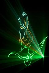 laser sirène