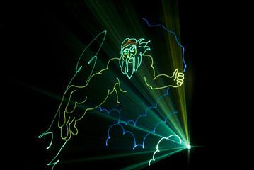 laser zeus