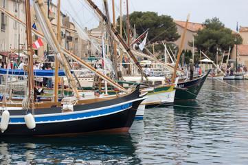pointus au port