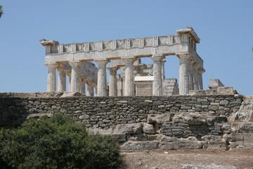 Der Aphaia Tempel