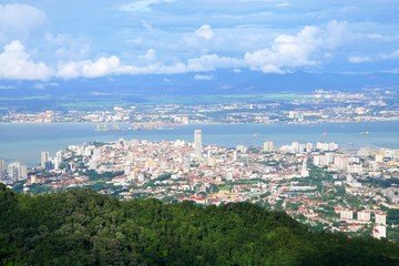 Penang Island - City of Georgetown