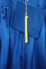 Cap, Gown, and Tassel