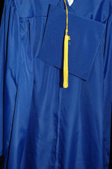 Gown and Cap