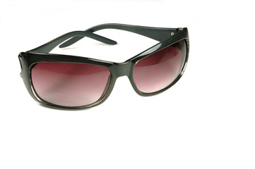 Rose coloured sunglasses