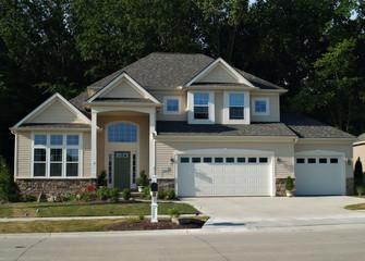 Large New Ohio Home