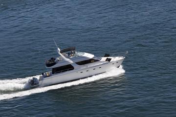 Luxury Speedboat
