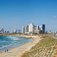 View of Tel-Aviv