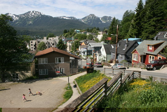 Downtown Juneau Neighborhood (Star Hill)