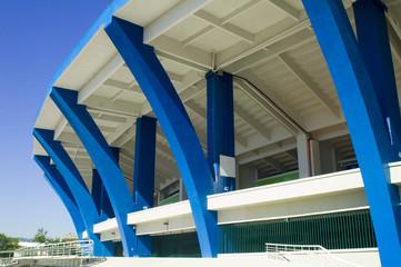 Fotobehang Stadion Maracanã, Rio de Janeiro, Brazil