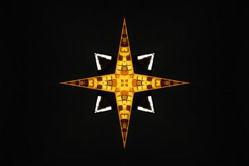 Gold Crosshair
