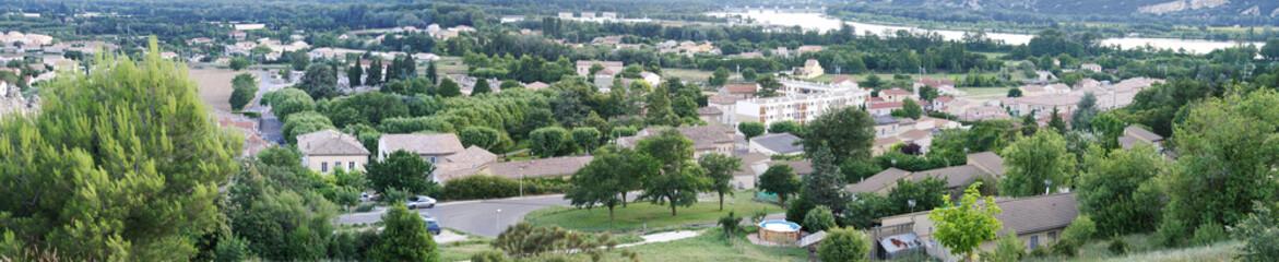 panoramique village