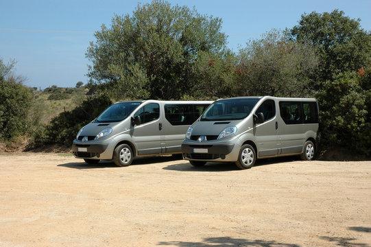 sortie minibus