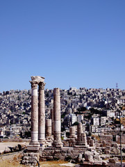 Modernes und Altes Amman