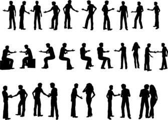 25 Handshaking Poses