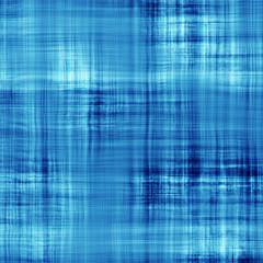 Cotton canvas in blue color