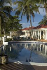 hotel in paradise corn island nicaragua infinitly pool