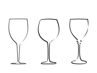 stem glass vector 2