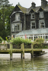 Traditional English Hotel in the Lake District National Park
