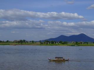 Paysage, Cambodge