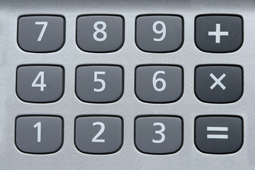 Calculator Numbers and Basic Arithmetic Operations