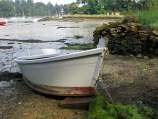 Barque plate du morbihan
