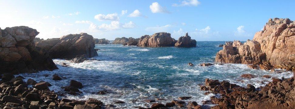Cotes de l'ile de Bréhat