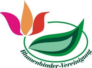 Logo einer Blumenbinder Vereinigung