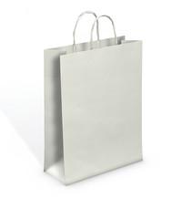 Paper bag empty