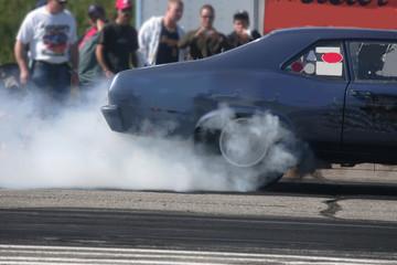 burning rubber 8