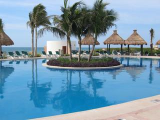 Mayan Resort pool