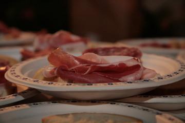 Degustazione salume Parma 02