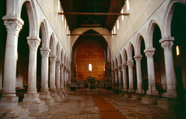 Alte Kirche in Aquilea