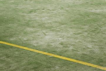 terrain de hockey