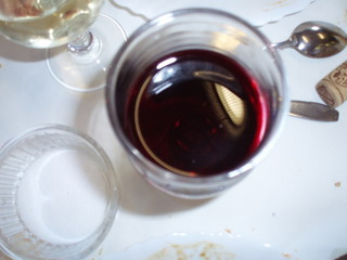 verre plein