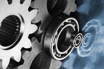 gears and titanium