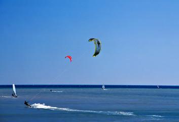 Kite Surf sur la Côte d'Azur