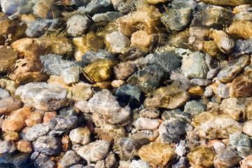 lake Baikal unadulterated water